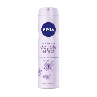 Nivea Double Effect anti-transpirant pro ženy 150 ml