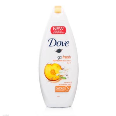 Dove go fresh Burst sprchový gel 250 ml