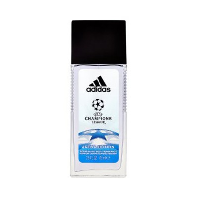 Adidas UEFA Champions League Arena Edition deodorant sklo 75 ml