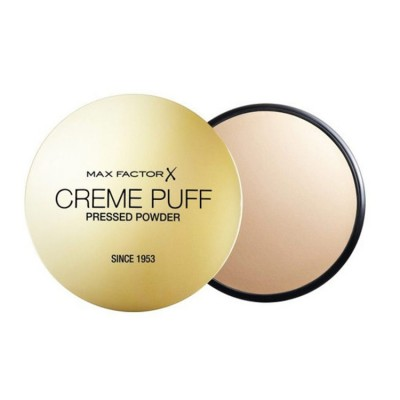 Max Factor Creme Puff Pressed Powder pudr 5 Translucent 21 g