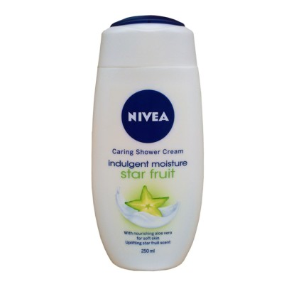 Nivea Star Fruit sprchový gel 250 ml