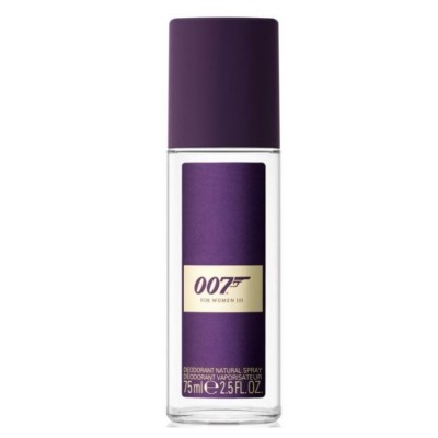 James Bond 007 Women III deodorant sklo 75 ml