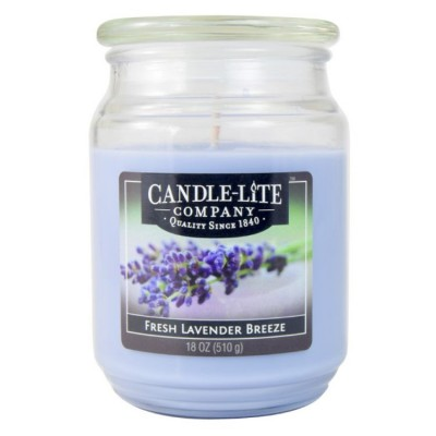 Better Homes vonná svíčka Fresh Lavender Breeze Levandulový dotek 510g