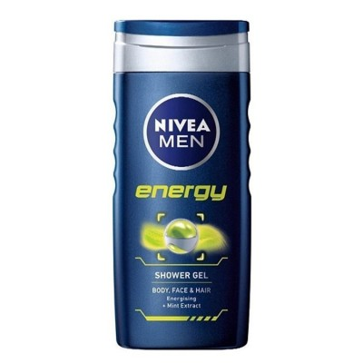 Nivea Men Energy sprchový gel 250 ml