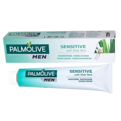 Palmolive Sensitive krém na holení 100 ml