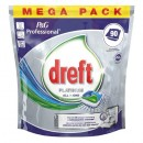 Dreft Jar Platinum all in one tablety do myčky 90 ks