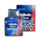 Gillette Blue Storm Force voda po holení 100 ml